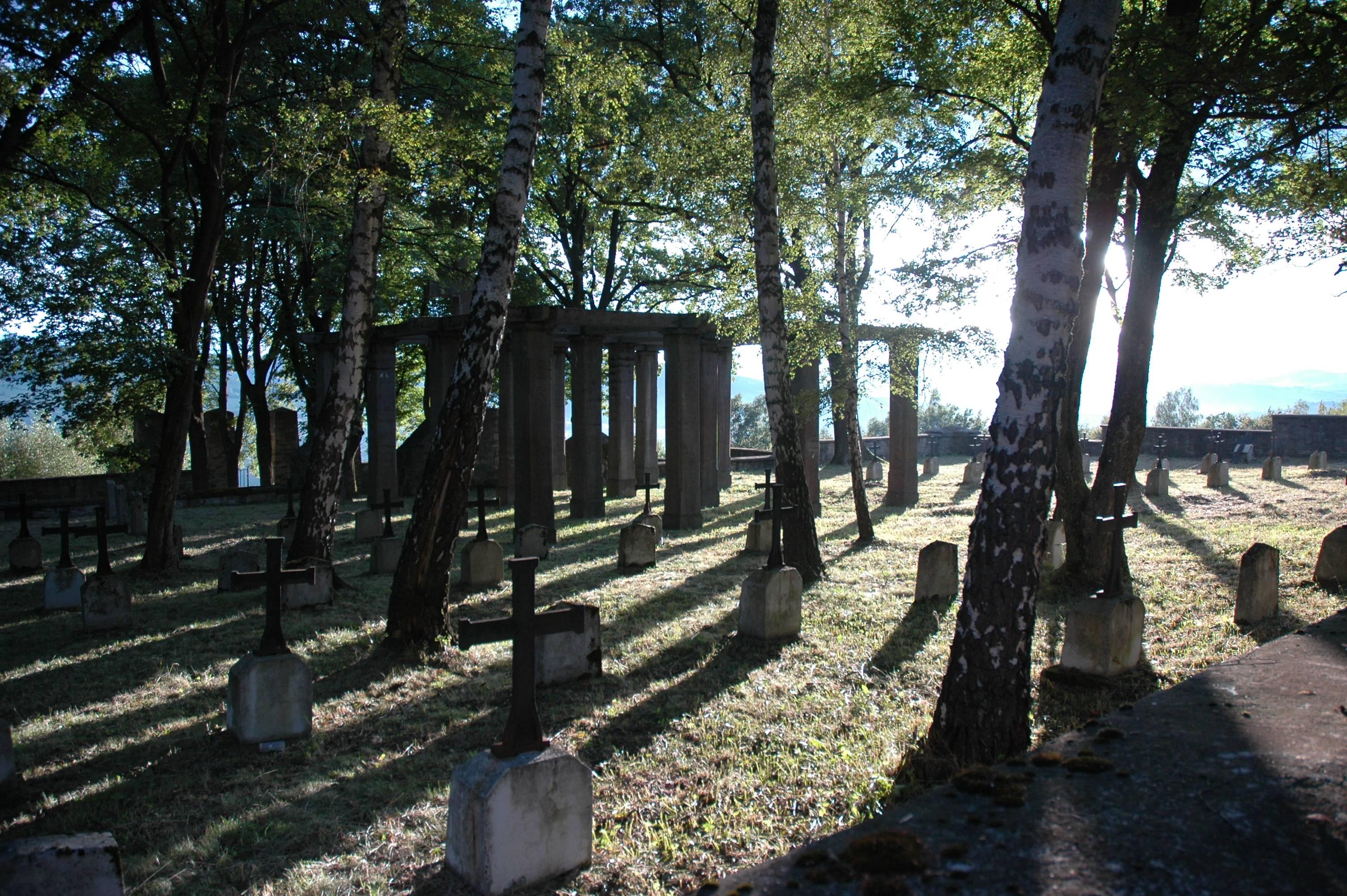 Cmentarz nr 80 Sękowa