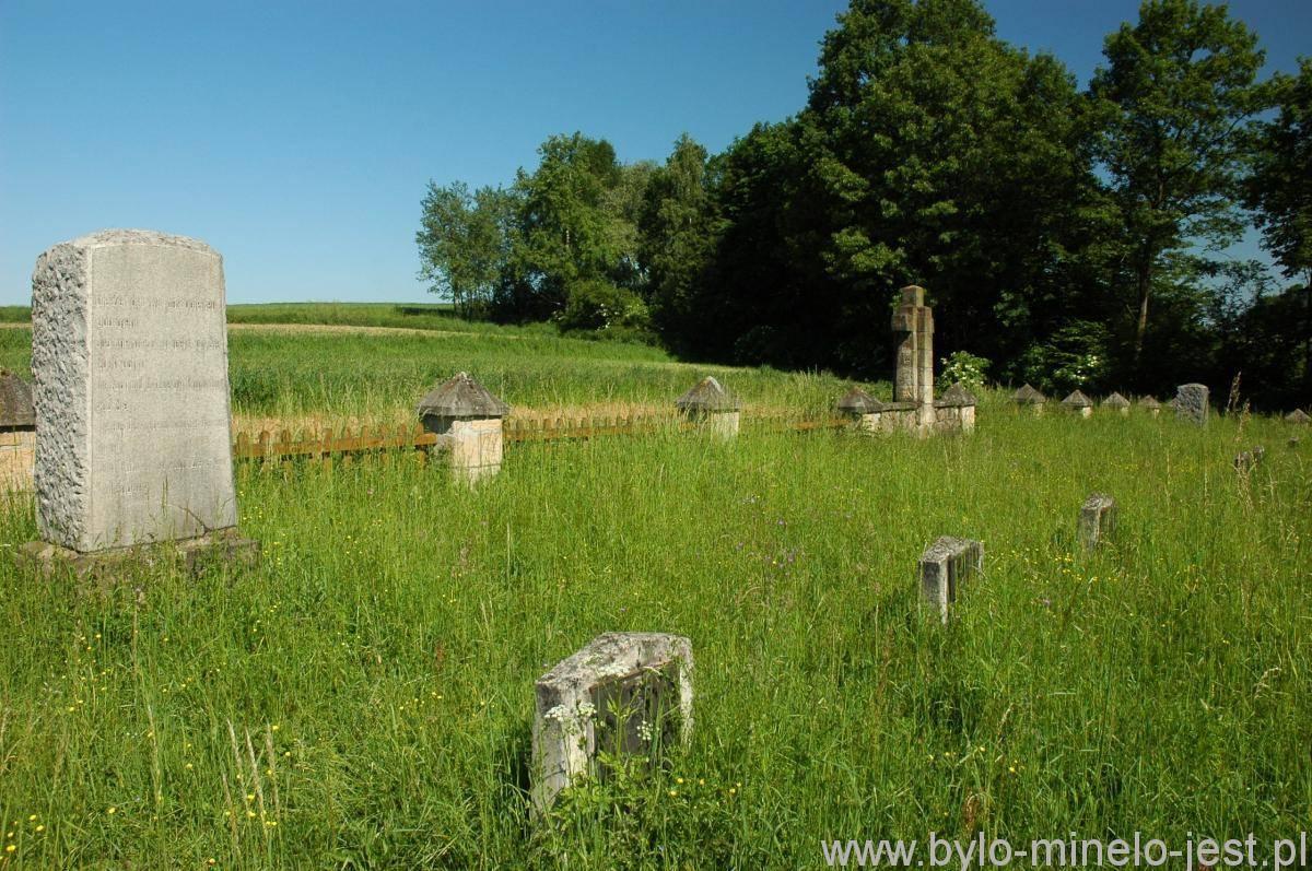 Cmentarz nr 306 Łąkta Dolna