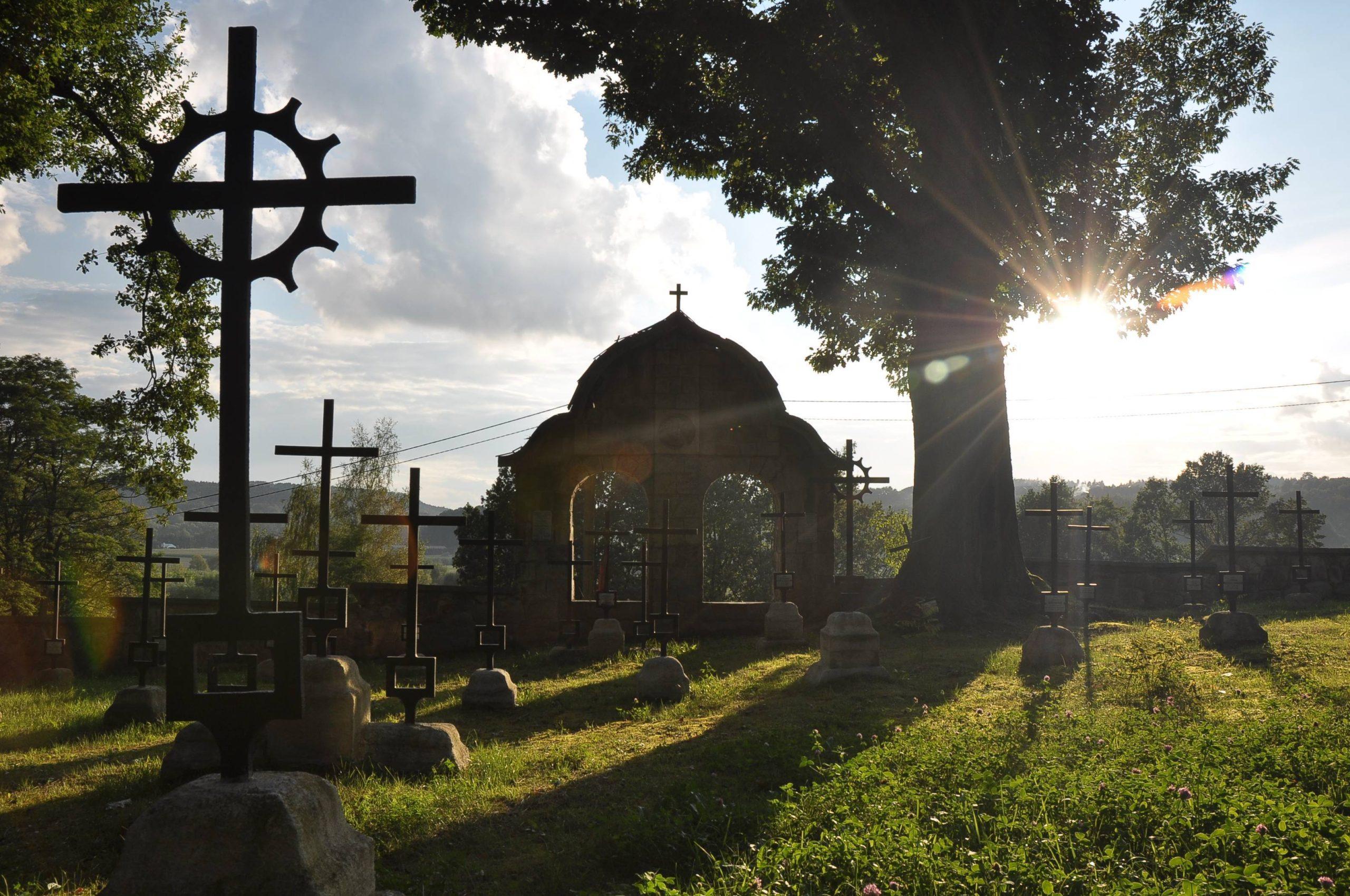 Cmentarz nr 137 Ciężkowice