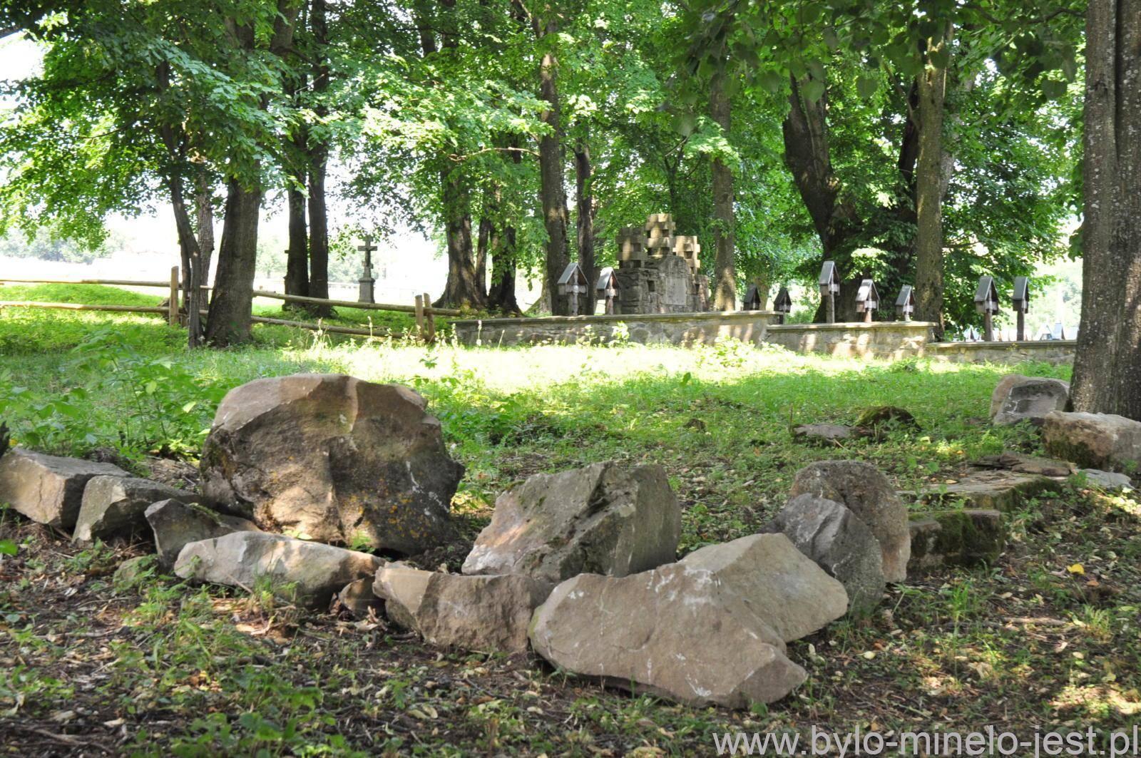Cmentarz nr 3 Ożenna