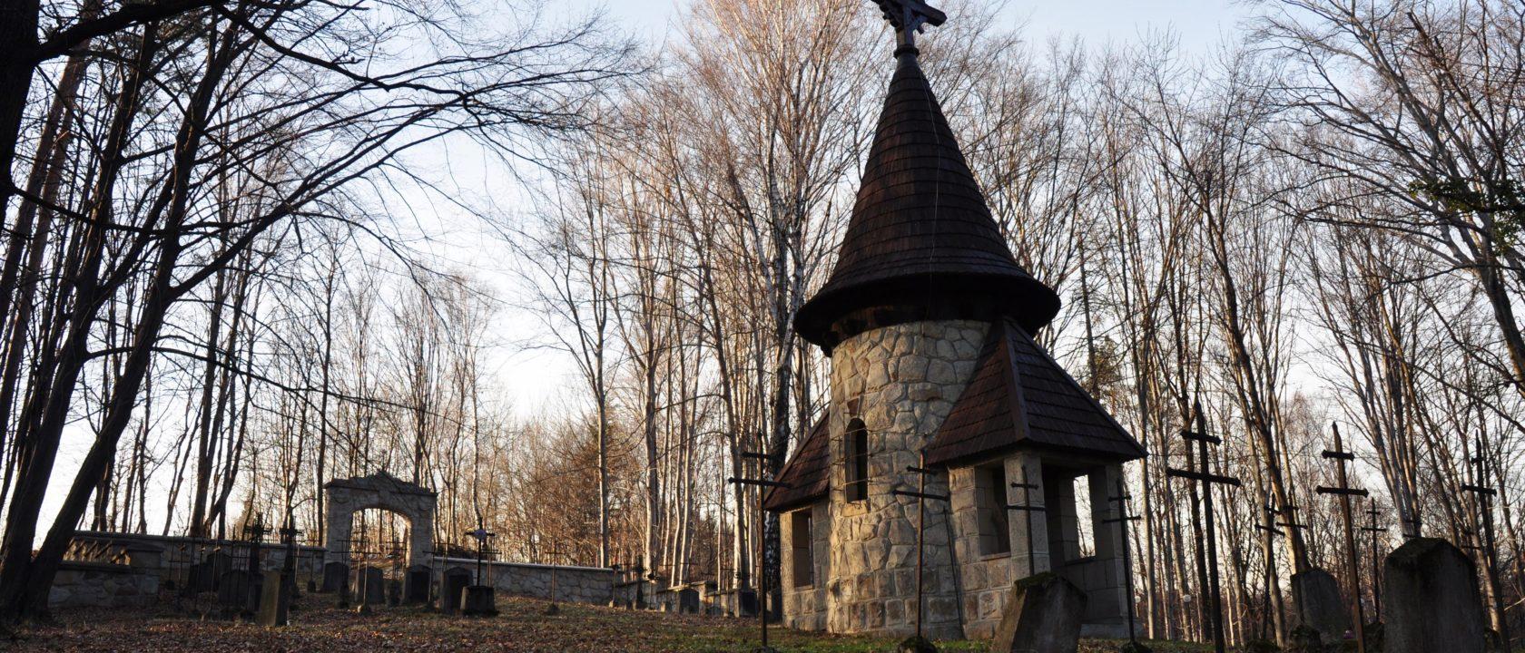 Cmentarz nr 310 Leszczyna