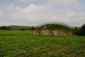 Cmentarz wojenny nr 13 w Cieklinie 3