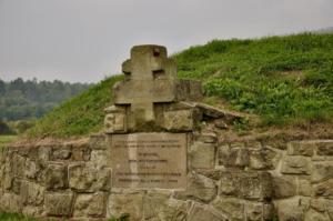 Cmentarz wojenny nr 13 w Cieklinie 4